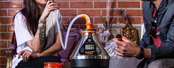 Los mejores vaporizadores de escritorio Volcano